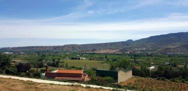 Finca 4900m2 en Nalda con vistas al Valle del Iregua