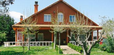 Casa rural en Hornos de Moncalvillo