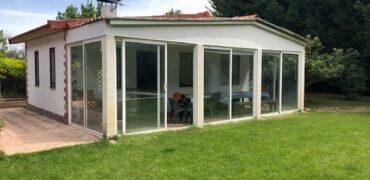 Casa en Albelda de Iregua de 40 m2 en parcela de 2000 m2