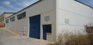 Nueva promoción de naves industriales en Albelda de Iregua (Pol. La Yasa)